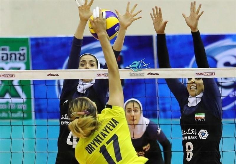 جام کنفدراسیون والیبال آسیا، رقابت بانوان ایران و کره برای عنوان پنجمی