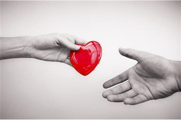 قلبت را به من بده
