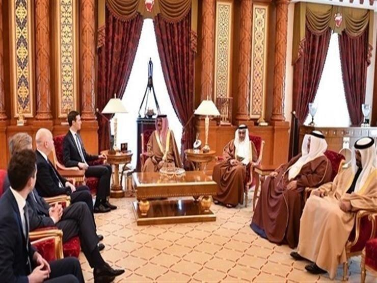 کوشنر پیغام ترامپ را به پادشاه بحرین منتقل کرد