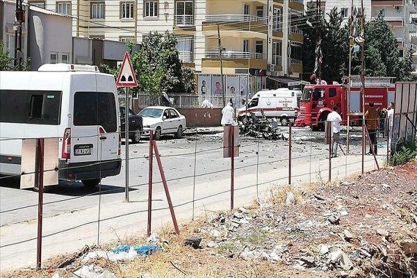 انفجار در ترکیه 6 کشته و زخمی برجا گذاشت