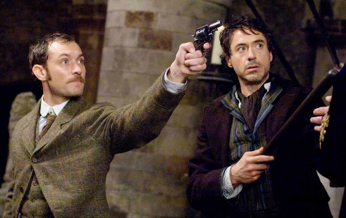 کارگردان شرلوک هلمز 3 معرفی گردید