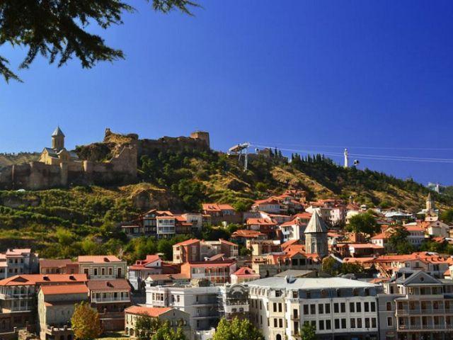 راهنمای سفر به تور گرجستان