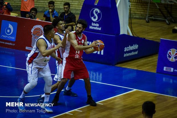 اعلام برنامه 8 دیدار تیم ملی بسکتبال در 3 تورنمنت اروپایی
