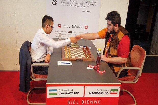 عنوان سومی مقصودلو در مسابقات شطرنج استادان بیل سوئیس