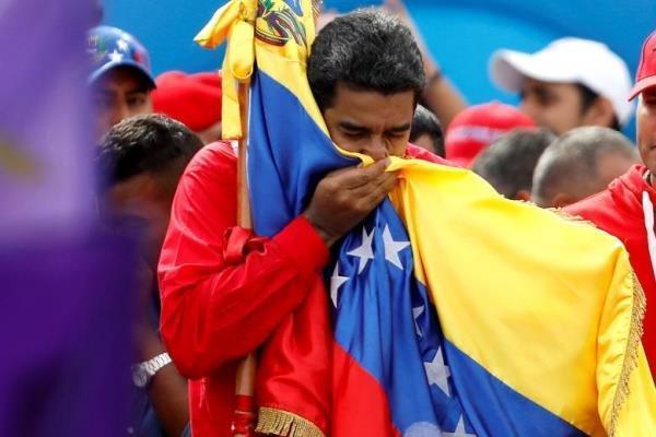 بولتون: هر کشوری با مادورو تجارت کند؛ تحریم می کنیم